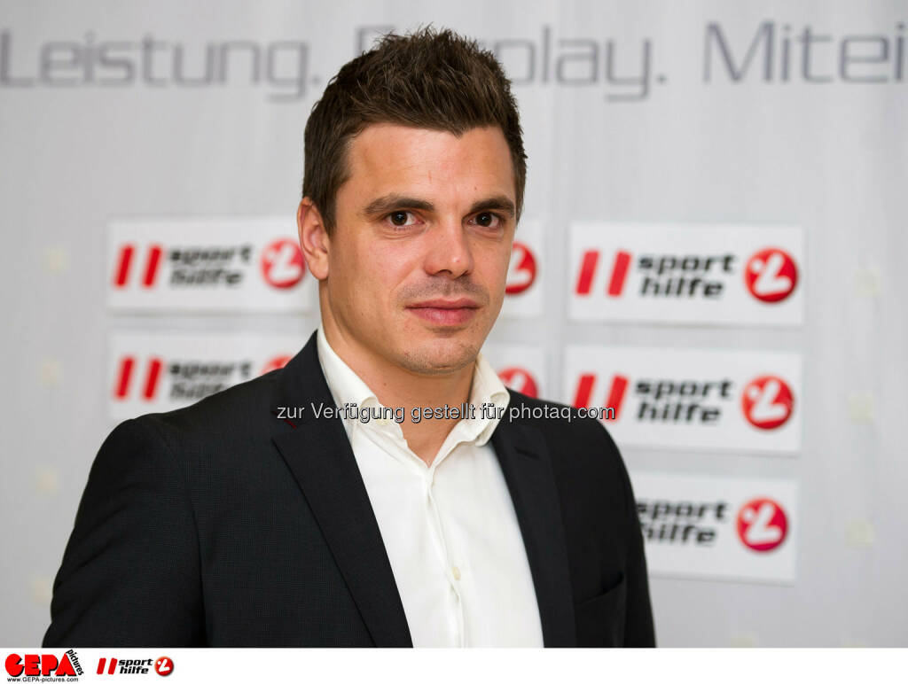 Daniel Gmeiner (Sporthilfe). (Photo: GEPA pictures/ Martin Hoermandinger) (02.12.2014)