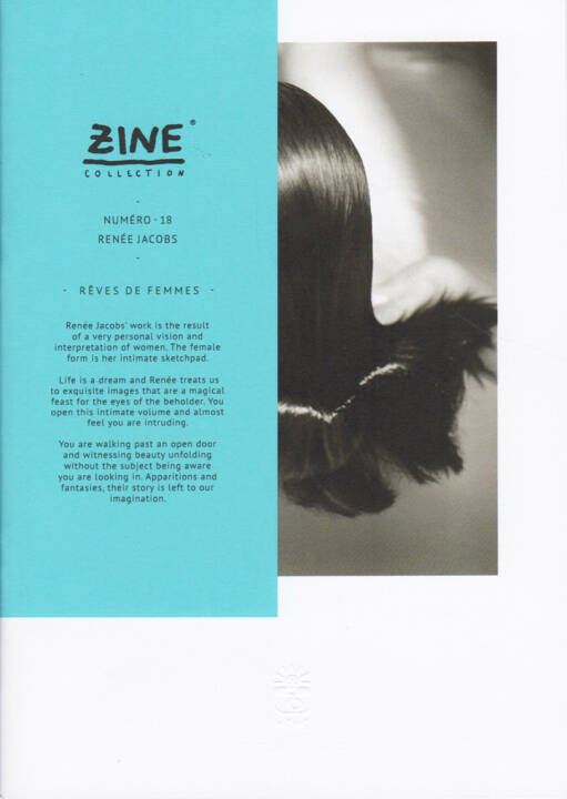 Renée Jacobs - Reves de Femmes, Editions Bessard, Cover - http://josefchladek.com/book/renee_jacobs_-_reves_de_femmes