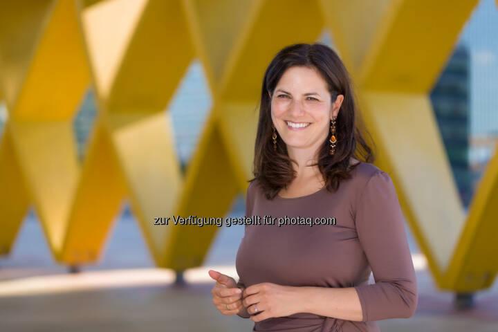 Susanne Baumann-Söllner, Direktorin des Austria Center Vienna: Der größte Saal im Austria Center Vienna erstrahlt in neuem Licht