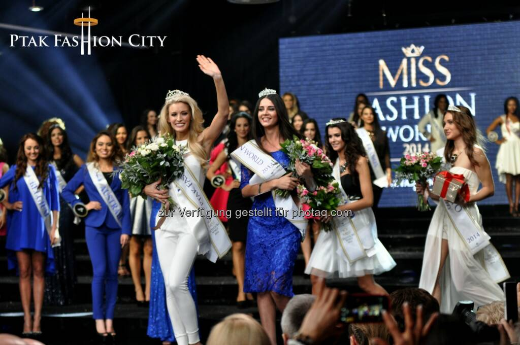 PTAK S.A.: Allyn Rose aus den USA - Miss Fashion World (03.12.2014)
