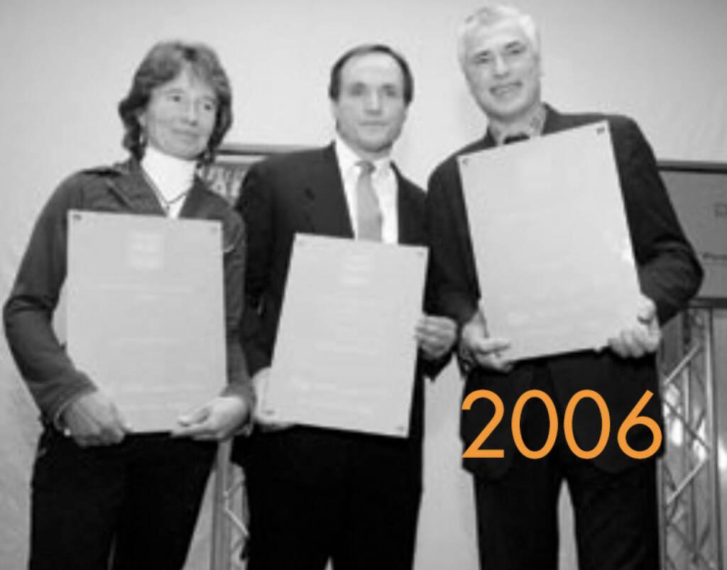 2006: Alexandra Reich, Klaus Hei- degger, Toni Polster (03.12.2014)