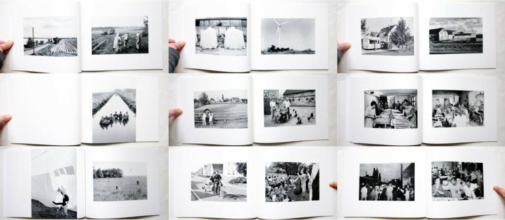 Thomas Kläber - Landleben 2. Fotografien, o.V. 1997, Beispielseiten, sample spreads - http://josefchladek.com/book/thomas_klaber_-_landleben_2_fotografien, © (c) josefchladek.com (04.12.2014)