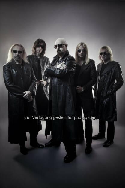 """Leutgeb Entertainment Group GmbH: """"Judas Priest!"""" kommen mit ihrer""""Redeemer of Souls Tour 2015"""" zum Seerock Festival nach Unterpremstätten im Süden von Graz!, © Aussender (04.12.2014)"""