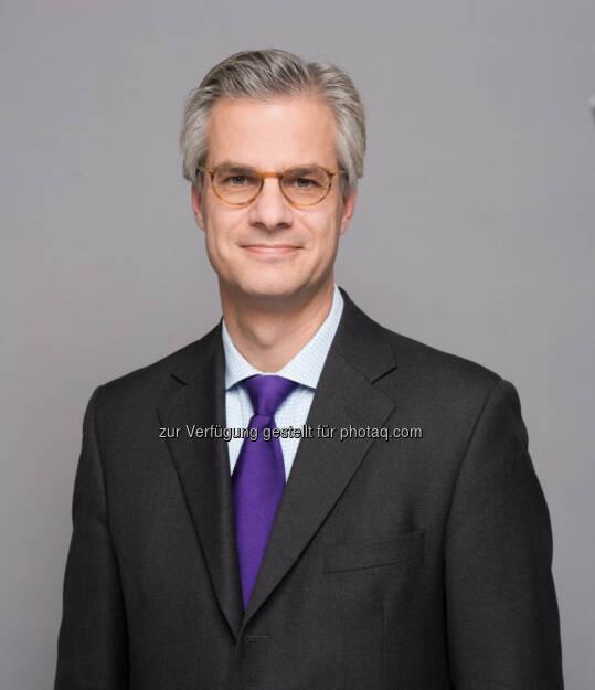 Peter Reinmuth, jetzt Head of Convertible Bonds bei Schroders., © Aussender (04.12.2014)