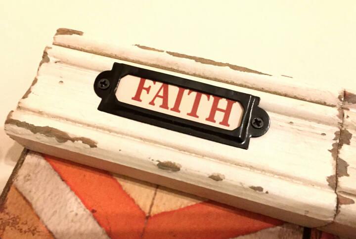 Faith Vertrauen