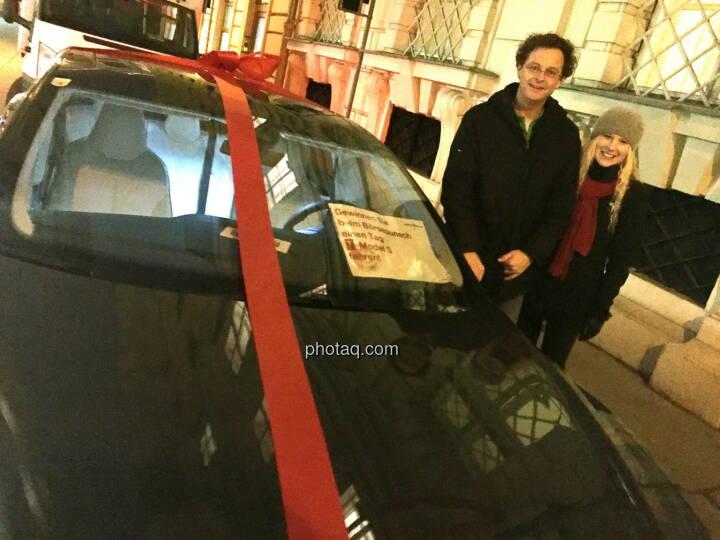 Tesla Model S mit Ernst Rach, Verkauf Österreich Tesla