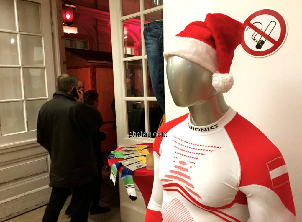 Wiener Börse Weihnachtsmann Runplugged (06.12.2014)