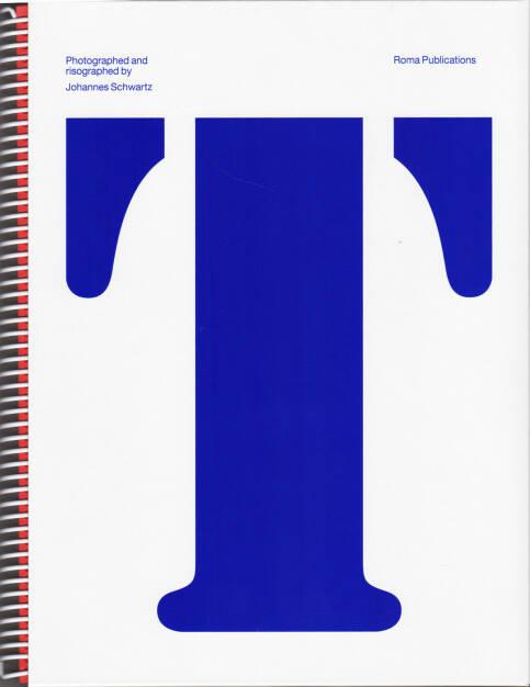 Johannes Schwartz - Tiergarten, Roma Publications 2014, Cover - http://josefchladek.com/book/johannes_schwartz_-_tiergarten, © (c) josefchladek.com (07.12.2014)