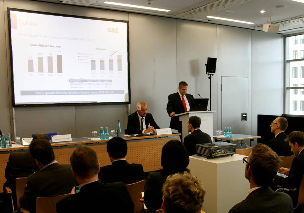S&T beim Deutschen Eigentkapitalforum, © Joe Brunner (08.12.2014)