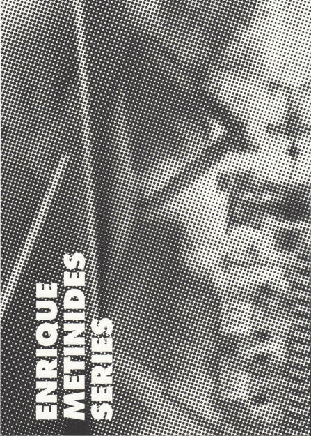 Enrique Metinides - Series, Kominek Gallery 2011, Cover - http://josefchladek.com/book/enrique_metinides_-_series , © (c) josefchladek.com (09.12.2014)