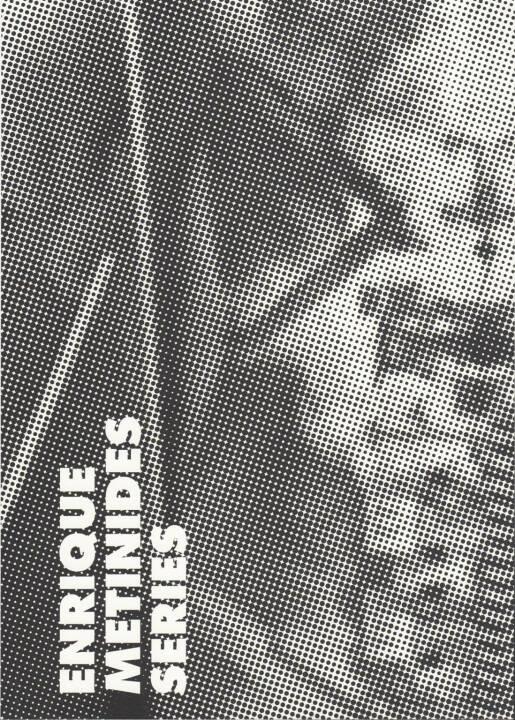 Enrique Metinides - Series, Kominek Gallery 2011, Cover - http://josefchladek.com/book/enrique_metinides_-_series