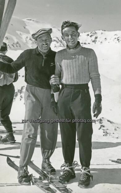 Schweiz Tourismus: Davos Klosters feiert grosses Jubiläum: 150 Jahre Wintertourismus, © Aussendung checkfelix (09.12.2014)