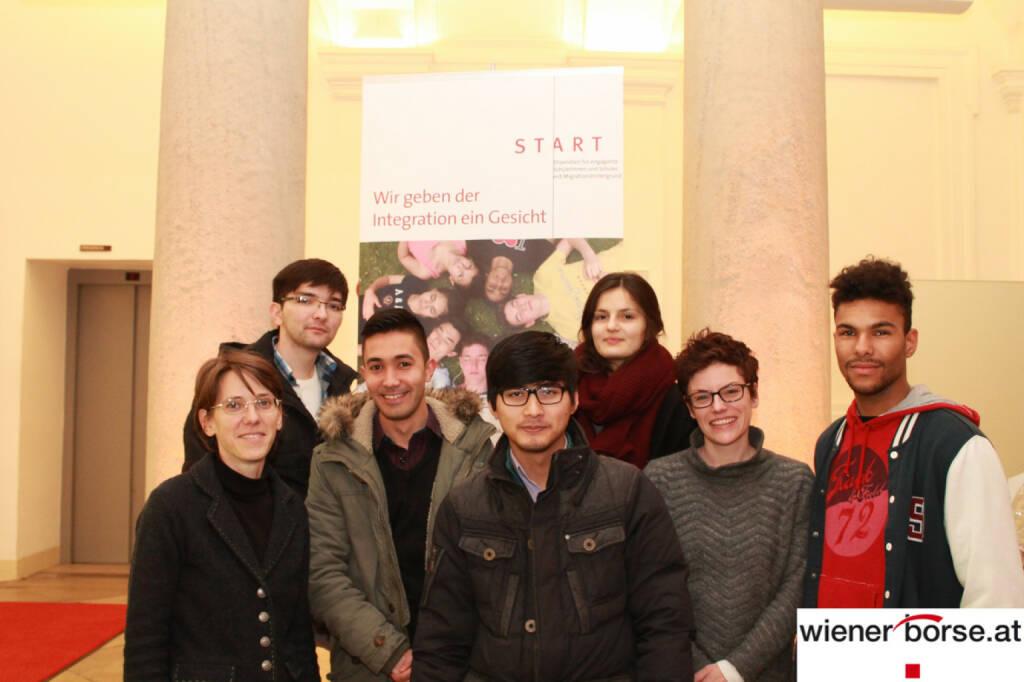 Börsepunsch 2014: Projekt Start © http://www.wienerborse.at (09.12.2014)
