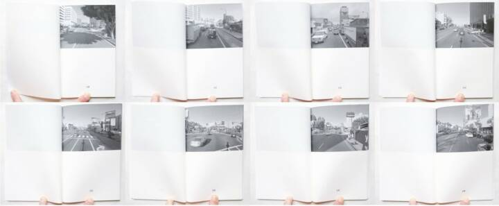 Pascal Anders - Sixty-Eight Minutes on the Sunset Strip, Self Published 2014, Beispielseiten, sample spreads - http://josefchladek.com/book/pascal_anders_-_sixty-eight_minutes_on_the_sunset_strip
