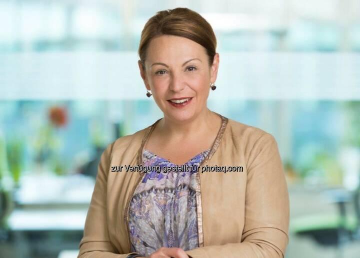 Renée Gallo-Daniel (Pfizer Corporation Austria) wird neue Business Lead Vaccines bei Pfizer Austria (Bild: Pfizer)