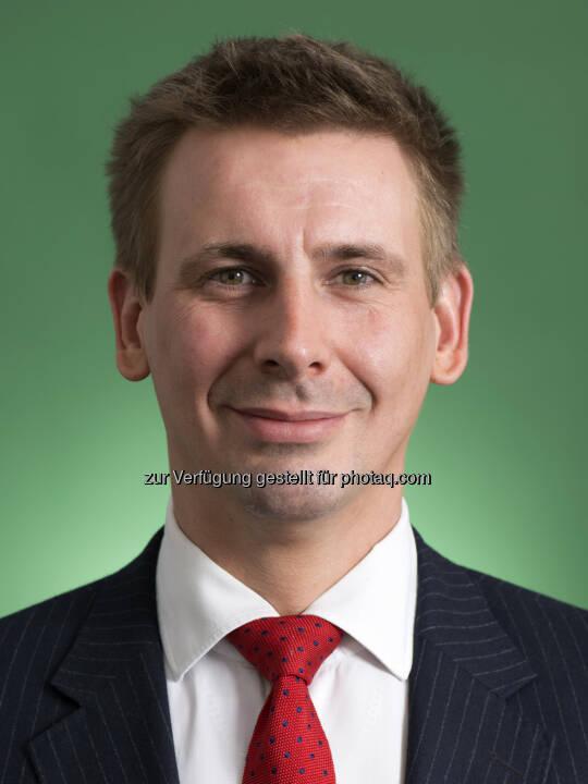 Alexander Haas (Wolf Theiss)  berät die Erste Group bei der Emission einer Nachranganleihe mit USD 500 Millionen Volumen (Bild: :Wolf Theiss)