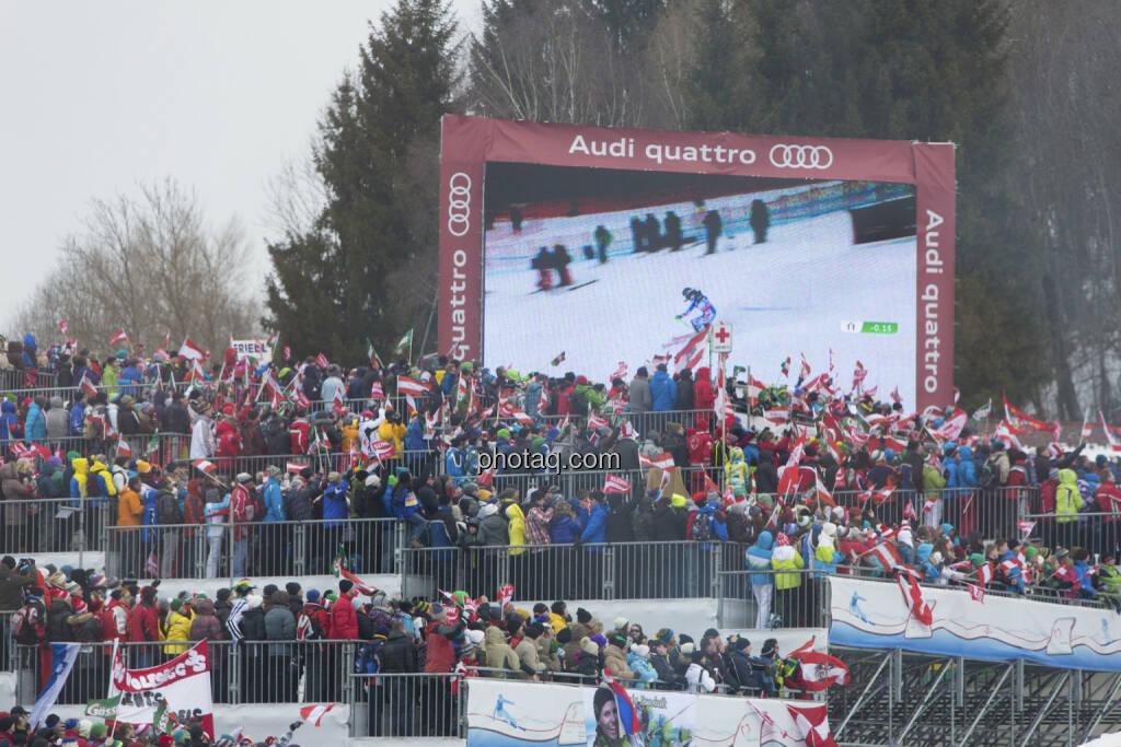 Elisabeth Görgl, Alpine Ski WM 2013, Schladming, © finanzmarktfoto.at/Martina Draper (09.02.2013)