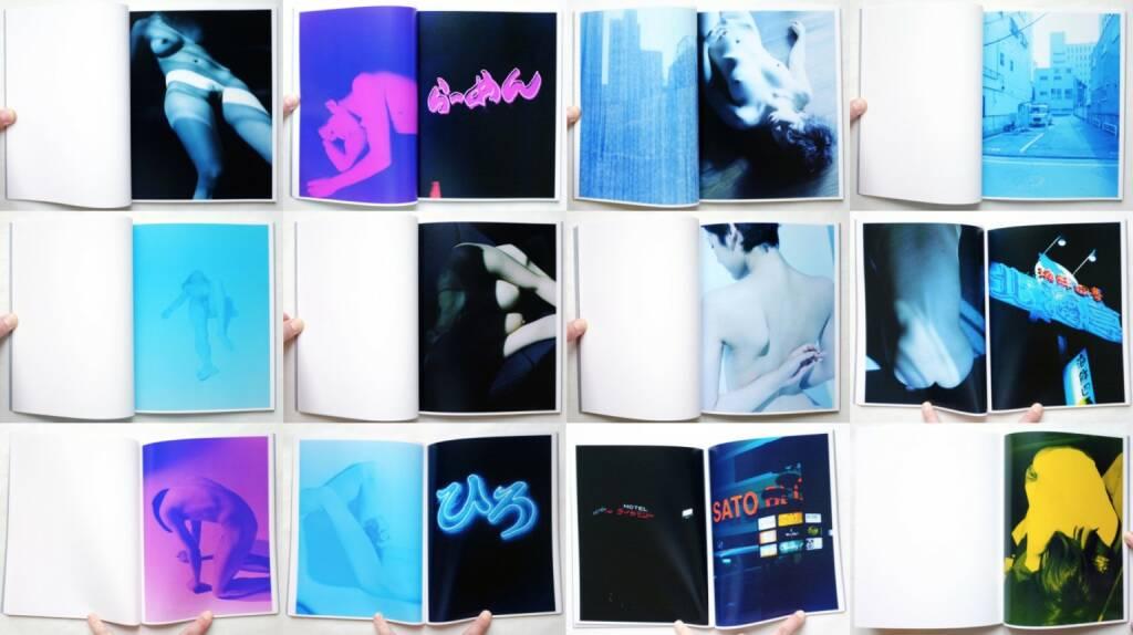 Mayumi Hosokura - Crystal Love Starlight, Tycoon Books 2014, Beispielseiten, sample spreads - http://josefchladek.com/book/mayumi_hosokura_-_crystal_love_starlight, © (c) josefchladek.com (12.12.2014)