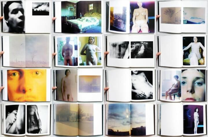 J.H. Engström - Trying To Dance, Journal 2003, Beispielseiten, sample spreads - http://josefchladek.com/book/jh_engstrom_-_trying_to_dance