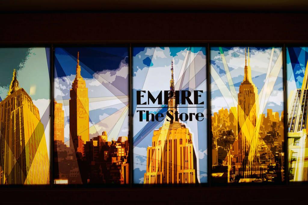 Empire State Building Store (Bild: bestevent.at) (13.12.2014)