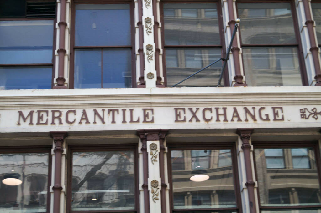 Mercantile Exchange (Bild: bestevent.at) (13.12.2014)