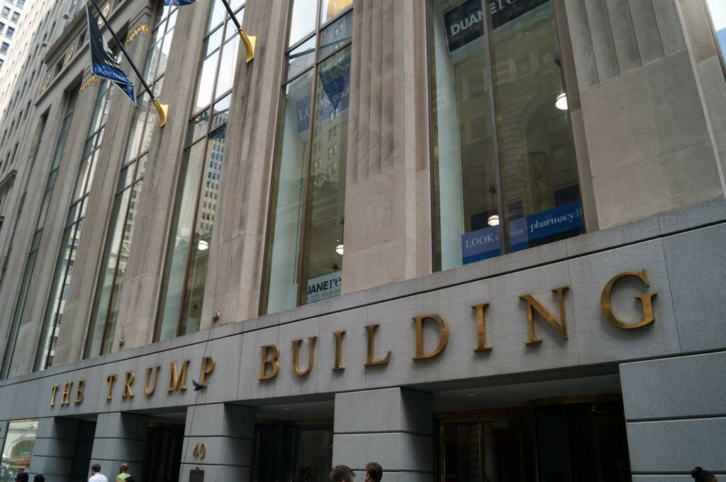The Trump Building (Bild: bestevent.at) (13.12.2014)