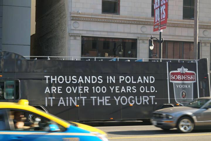 Polen, Wodka, Joghurt (Bild: bestevent.at)