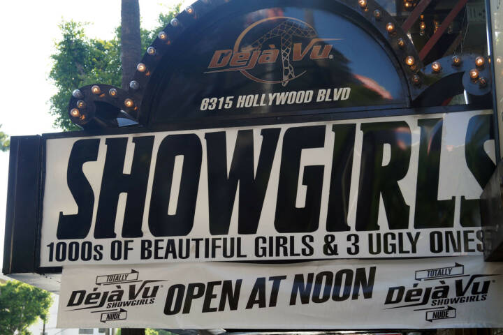 Hollywood Showgirls (Bild: bestevent.at)
