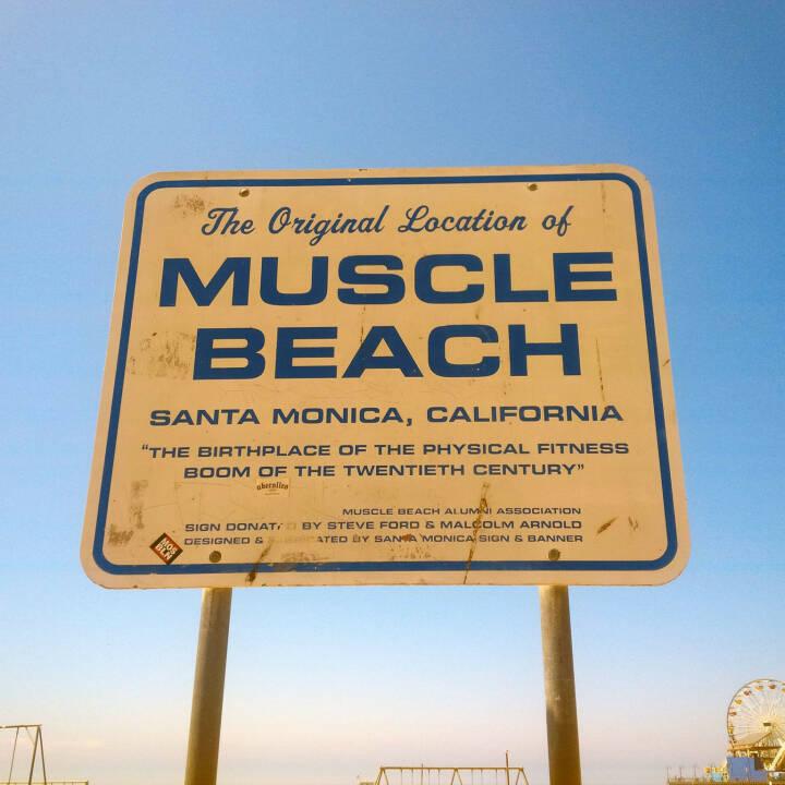 Muscle Beach, Santa Monica (Bild: bestevent.at)