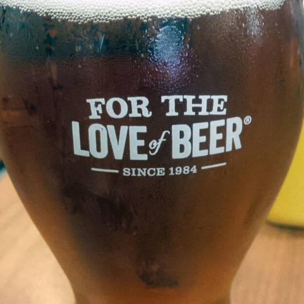 For the Love of Beer, Bier, Getränk, kalt (Bild: bestevent.at) (13.12.2014)