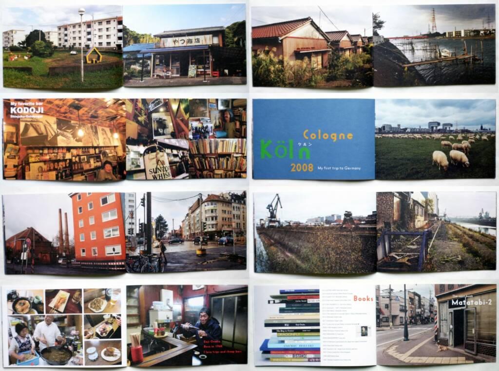 Koji Onaka - Onaka Camera Vol.1, Matatabi Library 2014, Beispielseiten, sample spreads - http://josefchladek.com/book/koji_onaka_-_onaka_camera_vol1, © (c) josefchladek.com (14.12.2014)