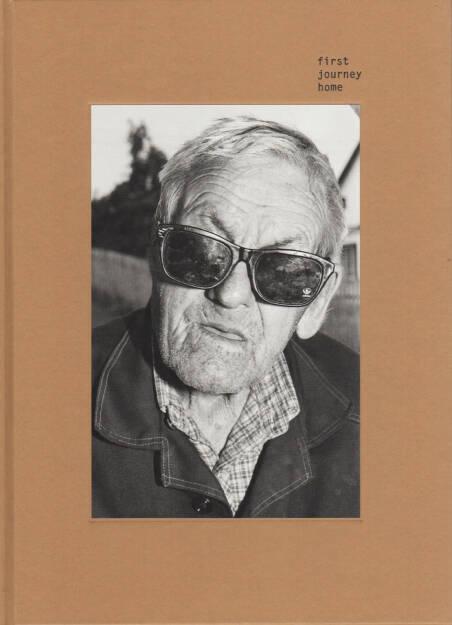 Misha Kominek - First Journey Home, Kominek Gallery 2013, Cover - http://josefchladek.com/book/misha_kominek_-_first_journey_home, © (c) josefchladek.com (15.12.2014)