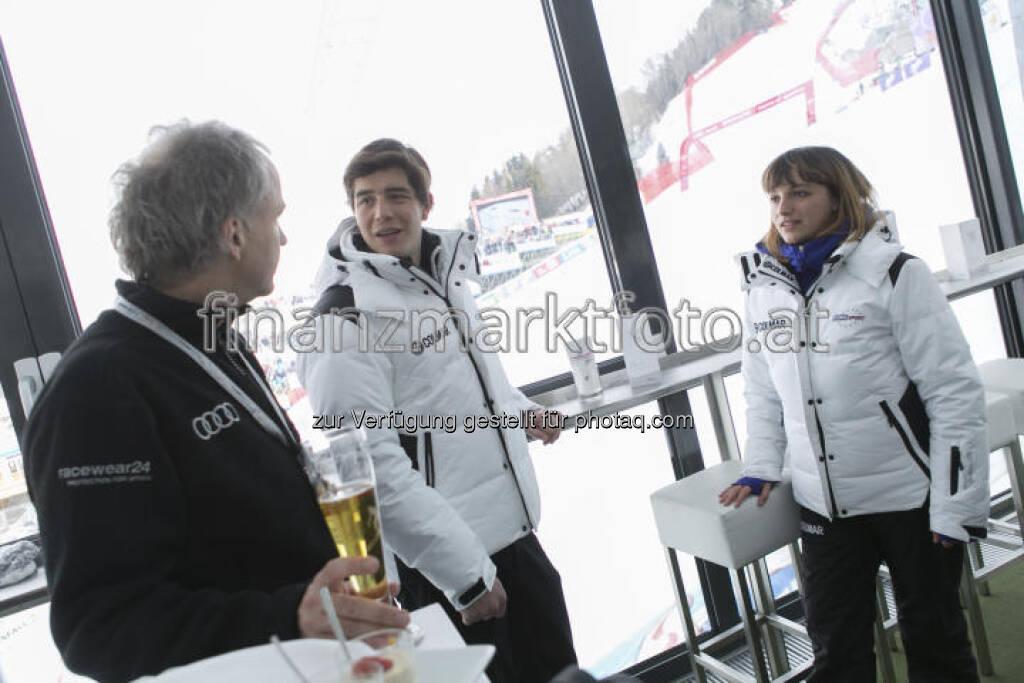 finanzmarktfoto.at-Herausgeber Christian Drastil zu Besuch bei Markus und Johanna, mehr Bilder unter http://finanzmarktfoto.at/page/index/209, &copy; <a href=