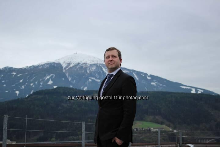 Andreas Steinberger ist neuer F&B Operations-Manager im Hilton Innsbruck.