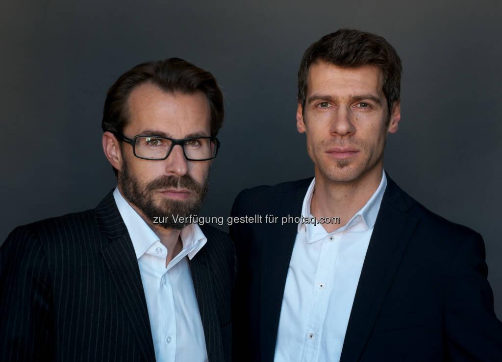 Launch Forbes Austria, Hans Weitmayr, Hermann Sporrer: Mediarey: Forbes gibt Start von Forbes Austria für April 2015 bekannt, © Aussender (17.12.2014)