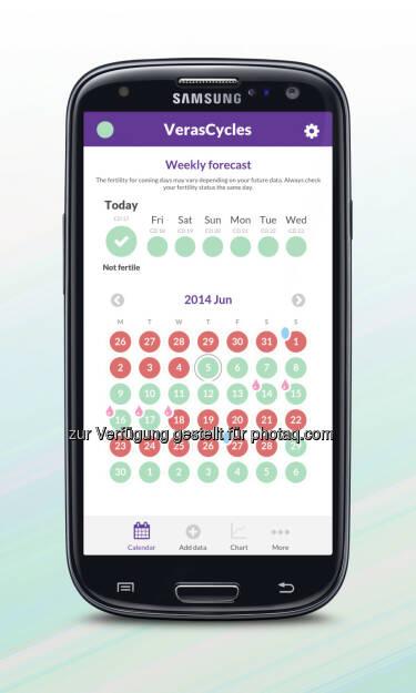 Primus Communications GmbH: NaturalCycles: Familienplanungs-App mit 99,9 % Verhütungssicherheit (19.12.2014)