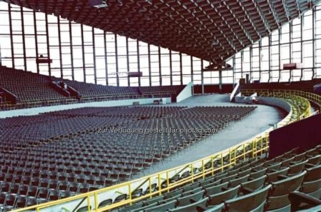 State Fair Arena, Raleigh, North Carolina, 1950, Foto: Tadeusz Barucki, Warschau, © (VIG beigestellt) (09.02.2013)