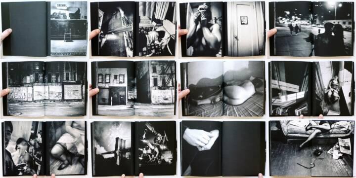Ken Schles - Invisible City, Steidl 2014, Beispielseiten, sample spreads - http://josefchladek.com/book/ken_schles_-_invisible_city_1