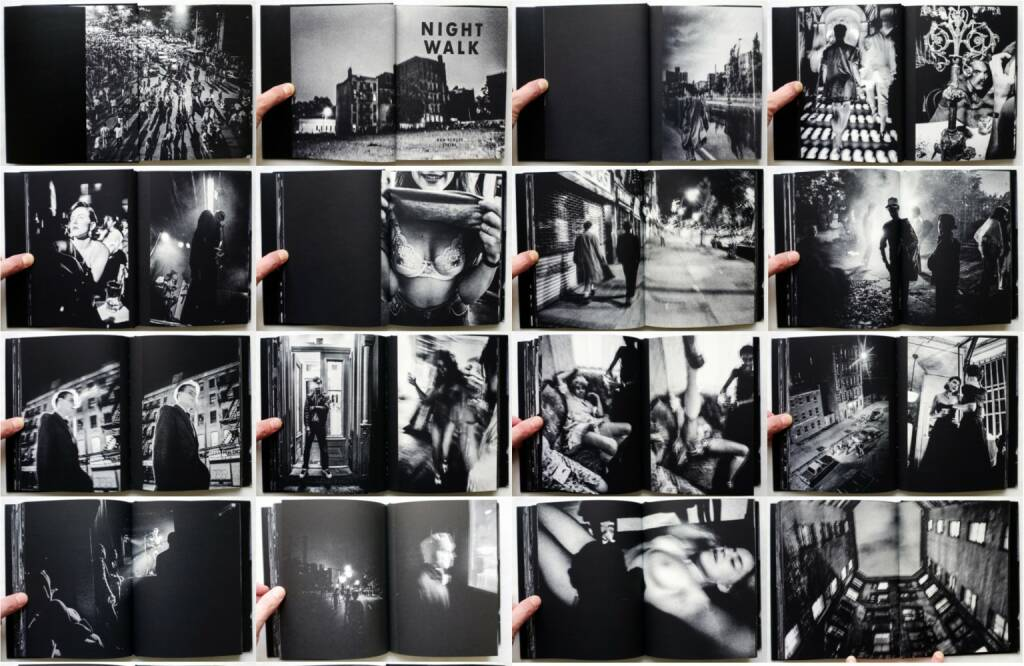 Ken Schles - Night Walk, Steidl 2014, Beispielseiten, sample spreads - http://josefchladek.com/book/ken_schles_-_night_walk, © (c) josefchladek.com (24.12.2014)