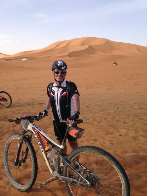 Hansi Hansmann: Hansi in der Sahara (26.12.2014)