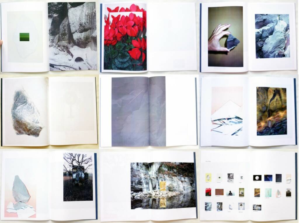 Hiroshi Takizawa - A rock of the moon (new version), Self published 2014, Beispielseiten, sample spreads - http://josefchladek.com/book/hiroshi_takizawa_-_a_rock_of_the_moon_new_version, © (c) josefchladek.com (26.12.2014)