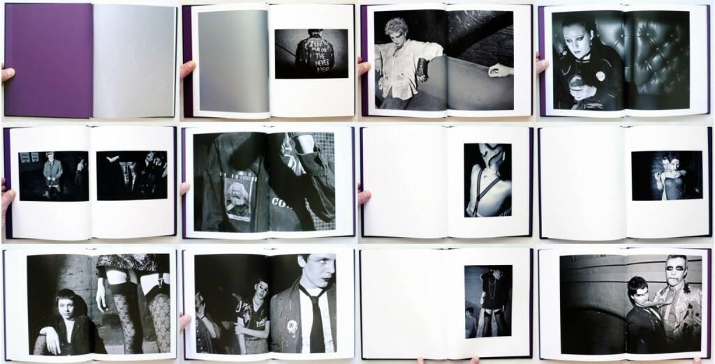 Karen Knorr & Olivier Richon - PUNKS, GOST 2013, Beispielseiten, sample spreads - http://josefchladek.com/book/karen_knorr_olivier_richon_-_punks, © (c) josefchladek.com (26.12.2014)