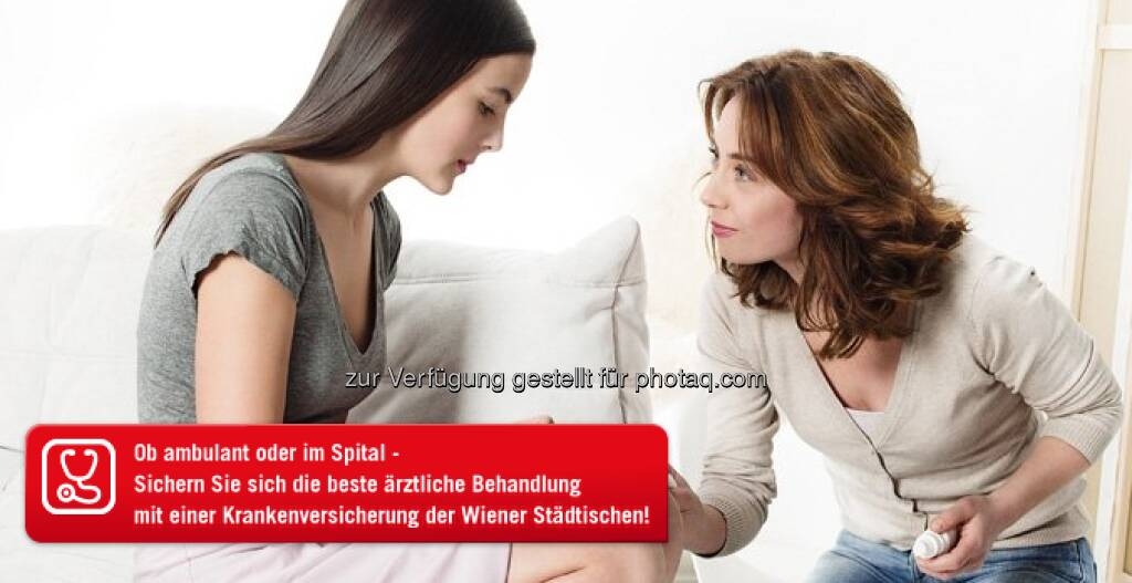 Die dänische Schauspielerin Sofie Grabol in der Werbung der Wiener Städtischen, © Wiener Städtische (10.02.2013)