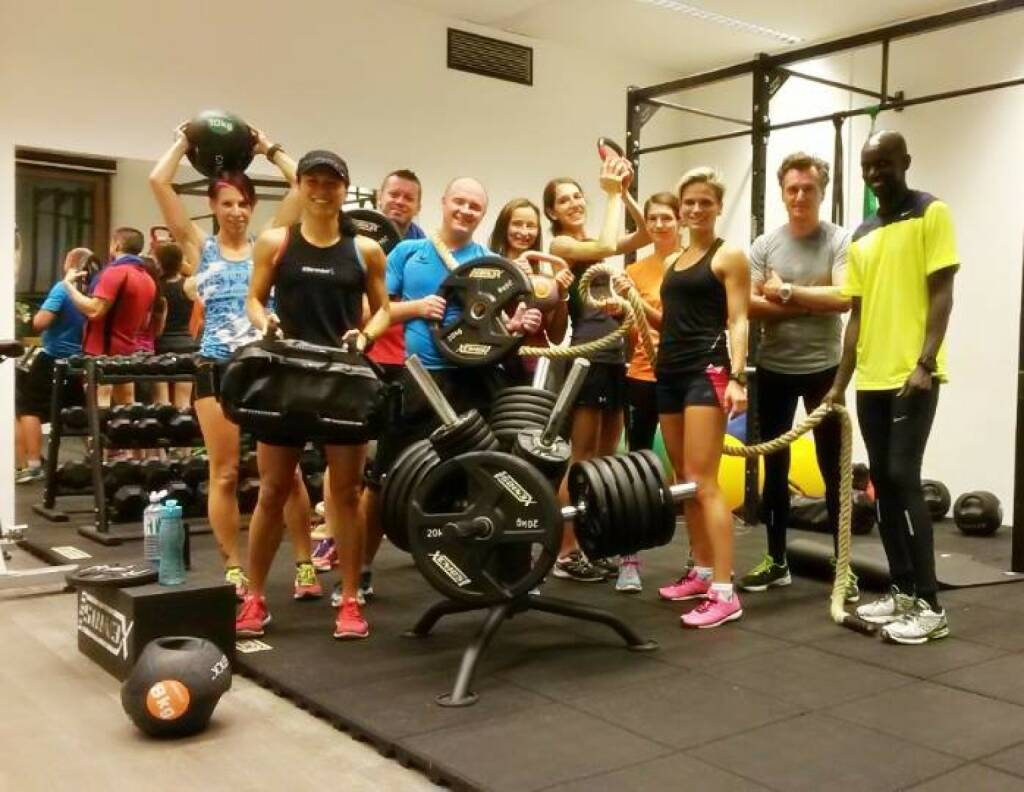 Training Tristyle (02.01.2015)