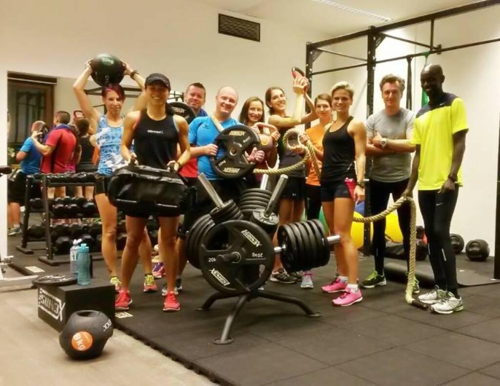 Training Tristyle (02.01.2015)