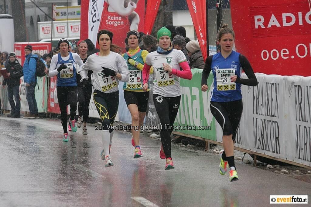 Nada Ina Pauer, Laura Lindemann, Regina Neumeyer, © Andreas Maringer, eventfoto.at (03.01.2015)