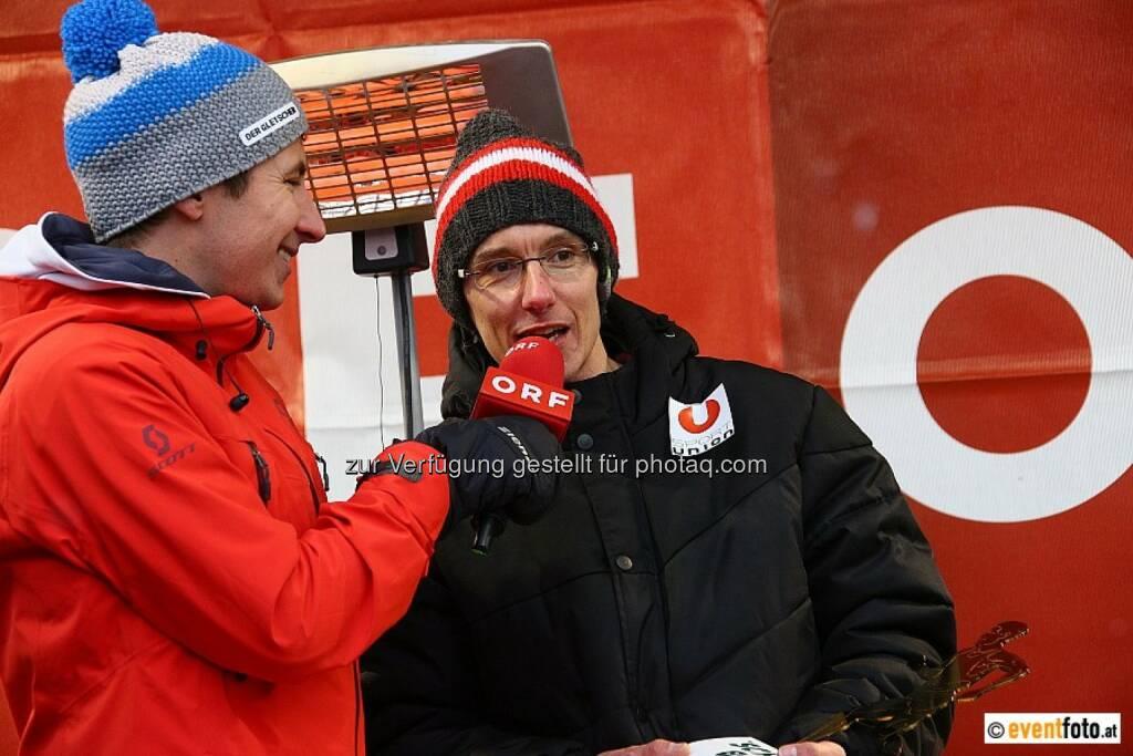 Günther Weidlinger, ORF, Österreich, © Andreas Maringer, eventfoto.at (03.01.2015)