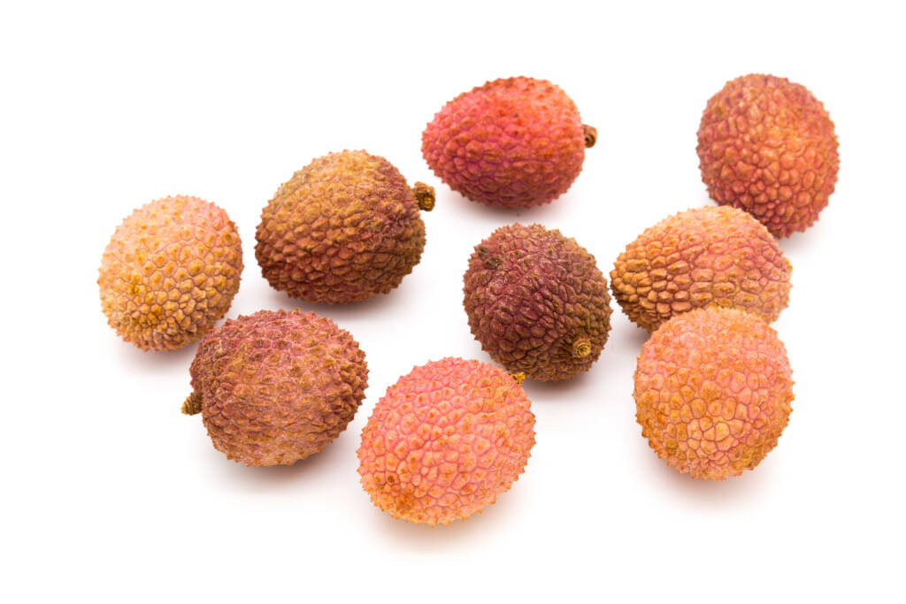 Litschi, http://www.shutterstock.com/pic-240793006/stock-photo-group-of-lychee-or-litchi-chinensis-isolated-on-white.html, © www.shutterstock.com (03.01.2015)