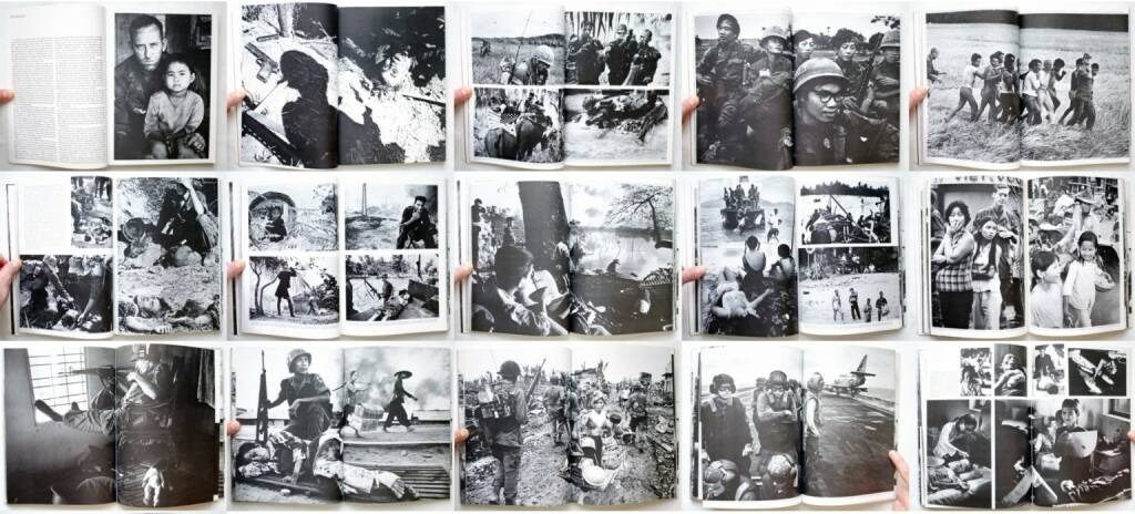 Philip Jones Griffiths - Vietnam Inc., Collier Books 1971, Beispielseiten, sample spreads - http://josefchladek.com/book/philip_jones_griffiths_-_vietnam_inc, © (c) josefchladek.com (03.01.2015)