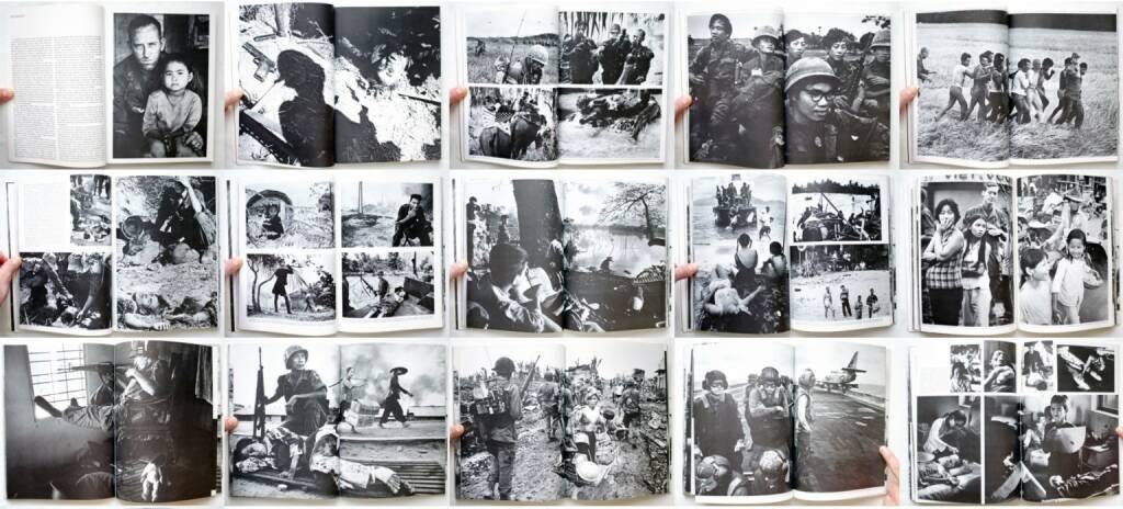 Philip Jones Griffiths - Vietnam Inc., Collier Books 1971, Beispielseiten, sample spreads - http://josefchladek.com/book/philip_jones_griffiths_-_vietnam_inc, © (c) josefchladek.com (03.01.2015)